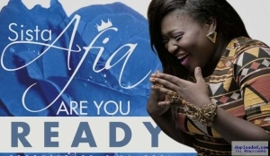 Sista Afia - Are You Ready (Prod. Bisa Kdei)